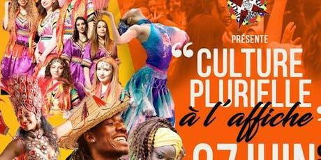 Culture Plurielle à l'affiche 5e édition: Algérie - Brésil - Chine - Haiti - Québec tickets
