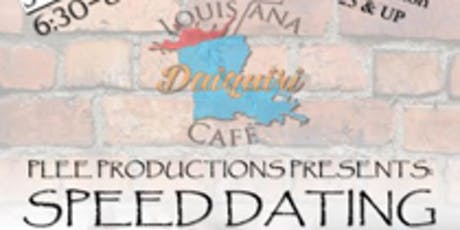 """PLee Productions presents """"A Speed Dating Event"""" tickets"""