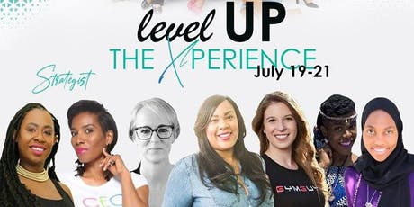 Level UP Xperience tickets