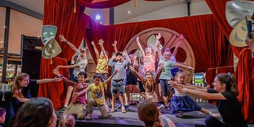 Kids Drama Workshops at Westfield North Lakes