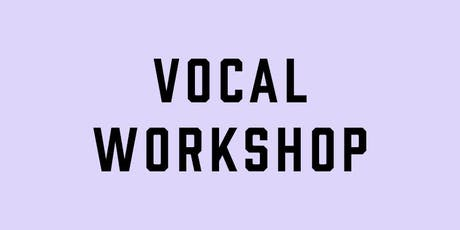 Vocal Workshop with Melissa Gill tickets