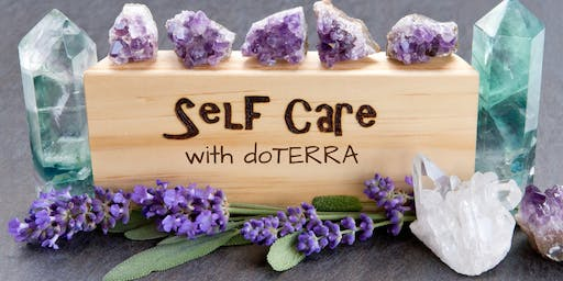 Self-Care Sunday with doTERRA
