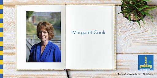 Meet Margaret Cook - Wynnum Library