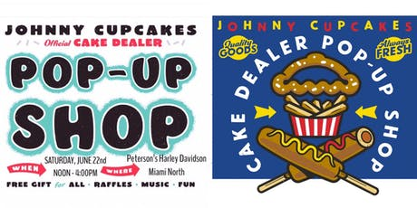Johnny Cupcakes X Peterson's Harley Davidson Miami North tickets