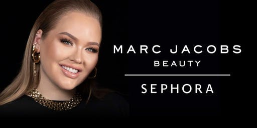*** SOLD OUT *** Marc Jacobs Beauty Masterclass with Nikkie Tutorials