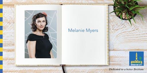 Meet Melanie Myers - Ashgrove Library