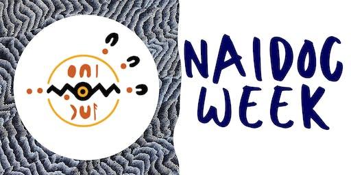 NAIDOC Week: Introduction to Kaurna Language - Aldinga Library