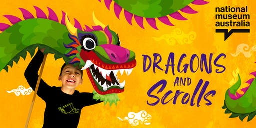 Dragons and Scrolls: Dragon and lion dance workshops