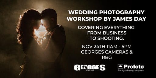 Wedding Photography Workshop by James Day