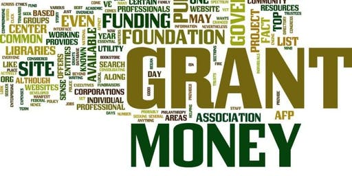 Grant Writing  Non Profit & Individual Art Grants