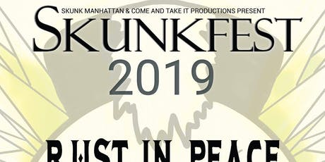 SKUNKFEST 2019 tickets