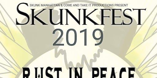 SKUNKFEST 2019