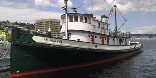 Historic Tugboat Tour (Arthur Foss)