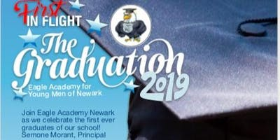 Eagle Academy Newark's First Graduation