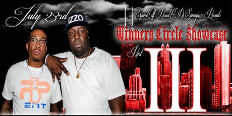 Winners Circle Part 3 w/ V103's Own DJ Swampizzo & Sawed Off Period tickets