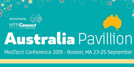Australian Delegation to the MedTech Conference 2019 tickets