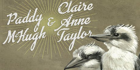 Claire Anne Taylor & Paddy McHugh  tickets