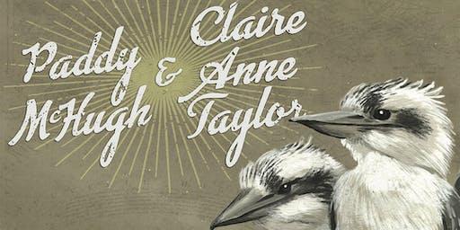 Claire Anne Taylor & Paddy McHugh