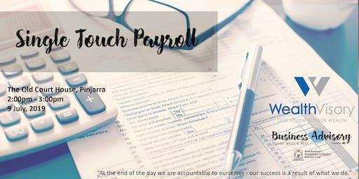 Single Touch Payroll | Pinjarra
