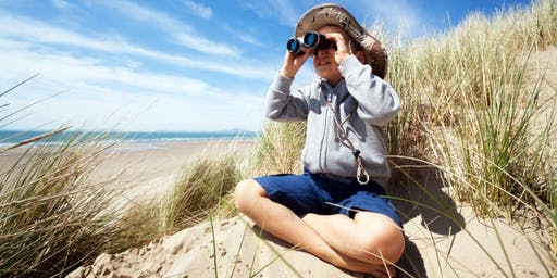 Junior Whale Spotter - School Holiday Fun