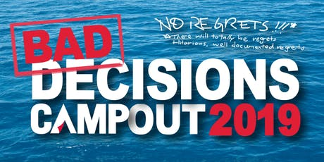 Arizona Hops and Vines Bad Decisions Campout Day Festival @ Patagonia Lake (Transportation Only) tickets