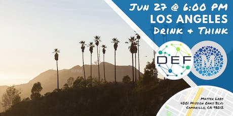 DEF Los Angeles Drink & Think tickets
