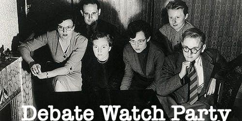 DoTheMostGood DNC Debate Watch Party on June 26th