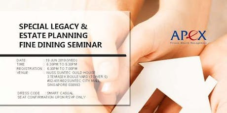 WILL WRITING, LPA AND LEGACY PLANNING tickets