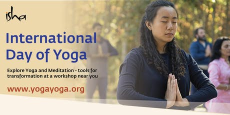 Yoga for Success -- Free and Open to All  tickets