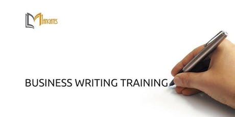 Business Writing 1 Day Virtual Live Training in Perth tickets