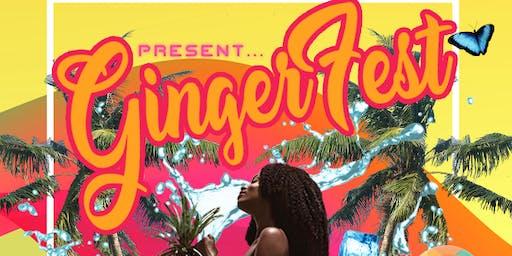 WAVY ENT x FAAJIPOLITIAN Presents: GingerFest