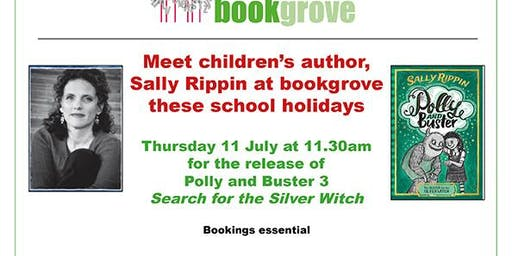 School holidays meet childrens author, Sally Rippin