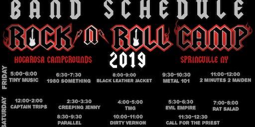 Rock n Roll Camp 2019