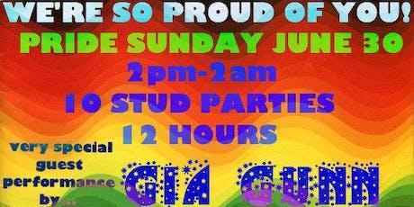 STUD PRIDE Sunday! tickets