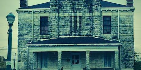 Ghost Walk & Paranormal Investigation of the Old Jasper, Ga. Jail  tickets