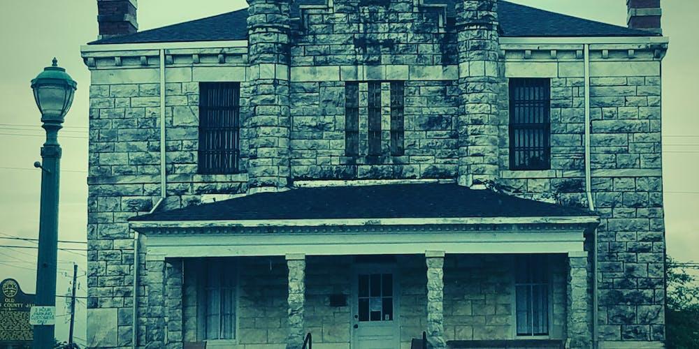 Ghost Walk & Paranormal Investigation of the Old Jasper, Ga  Jail