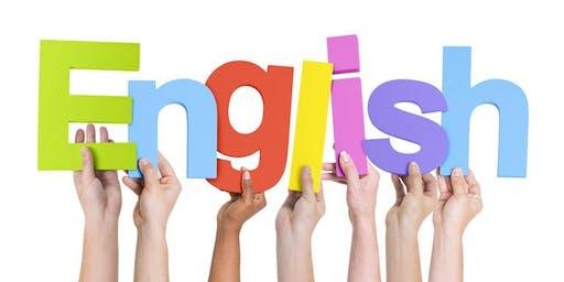 NEW Beginners' English Language Class