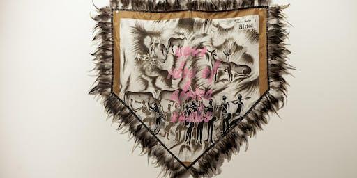Exhibition Opening / Speak softly, tread heavily