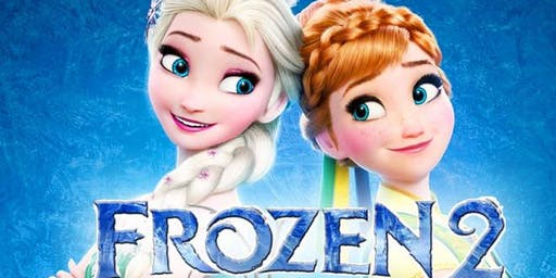 FROZEN 2 - Kids Pamper Launch Party
