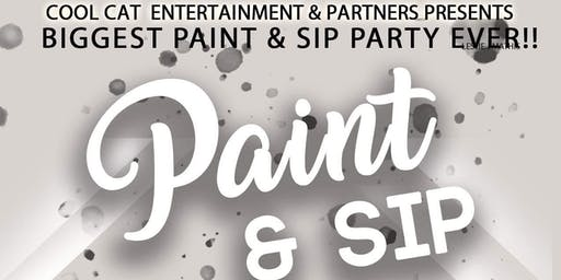 Paint & Sip Music by Cool Cat Entertainment & Partners