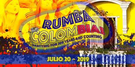 Rumba Colombia tickets