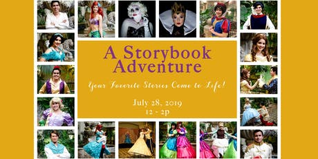 A Storybook Adventure! (Noon) tickets