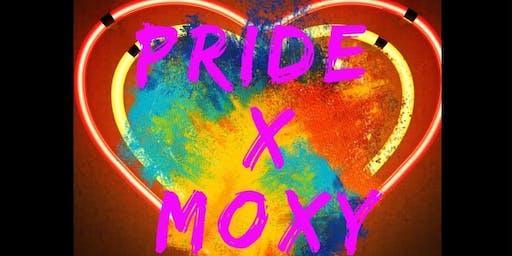 Moxy #SeattlePride Celebration