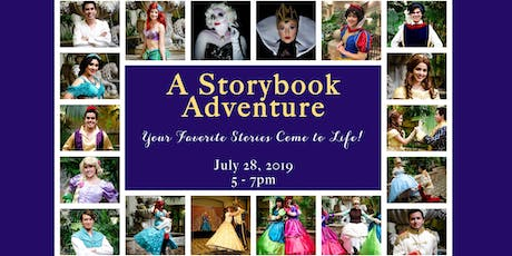 A Storybook Adventure! (Evening) tickets