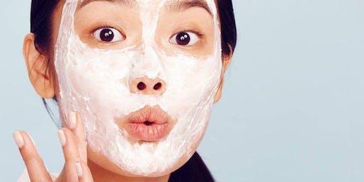 Skincare Workshop Solaris Sat 20 July 2019
