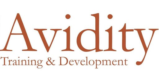 Avidity Training and Development: Leadership & Management workshop Hobart