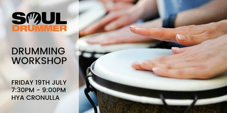 Drumming Workshop with Soul Drummer tickets