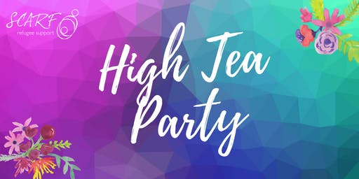 SCARF High Tea Party