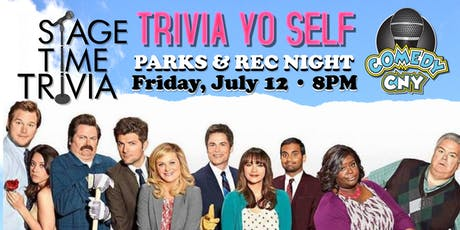 Trivia Yo Self: Parks & Rec Trivia Night tickets