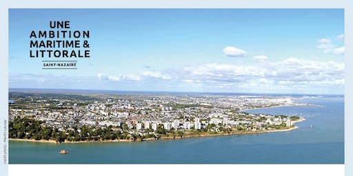 """Soirée de présentation de la démarche """"Saint-Nazaire, une ambition maritime et littorale"""""""